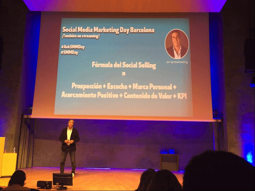 Alex Lopez Social Media Marketing Day