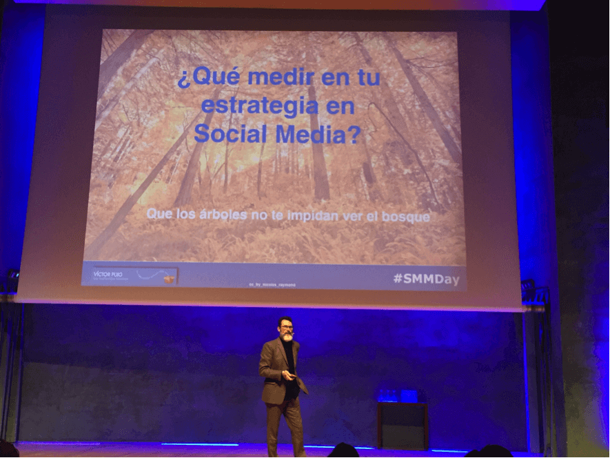 Victor Puig Social Media Marketing Day
