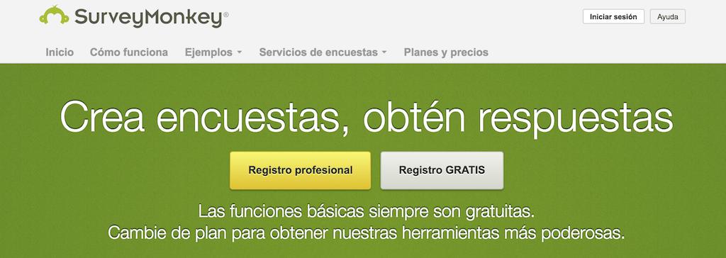 survey-monkey-herramienta-hacer-encuestas-online-gratis