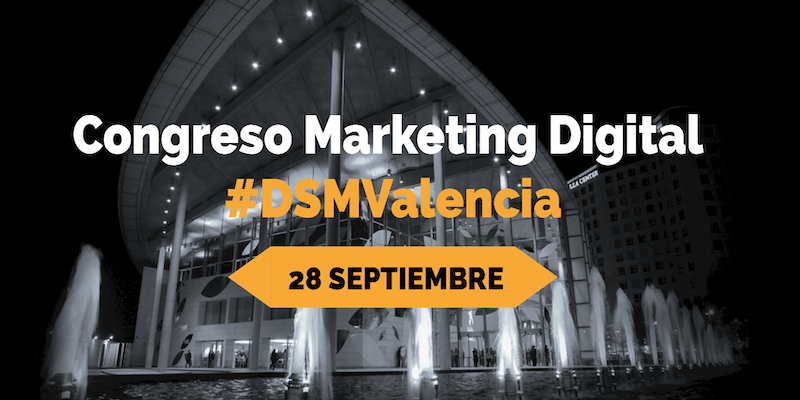 Congreso Marketing Digital Valencia