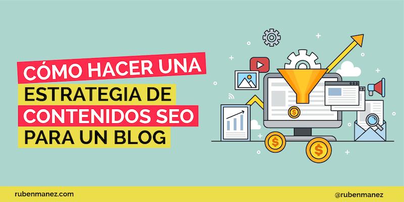 estrategia de contenidos blog