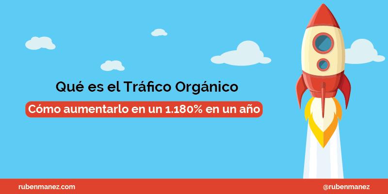 Qué es el tráfico orgánico