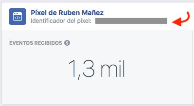 Pixel ID Facebook
