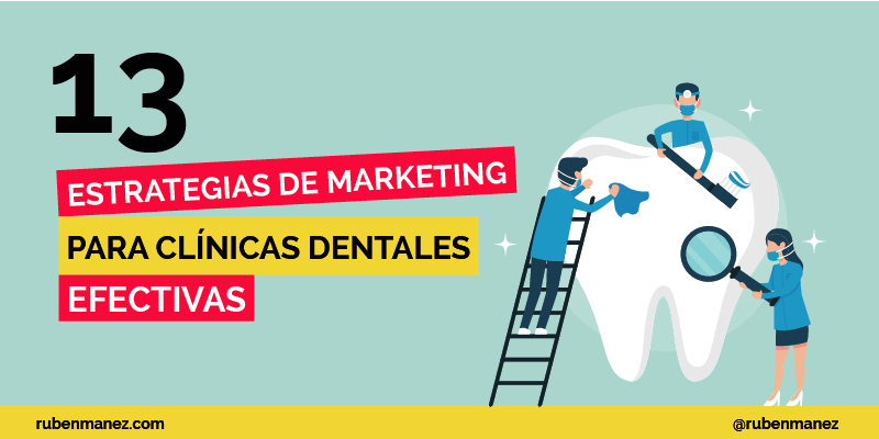 marketing para clinicas dentales