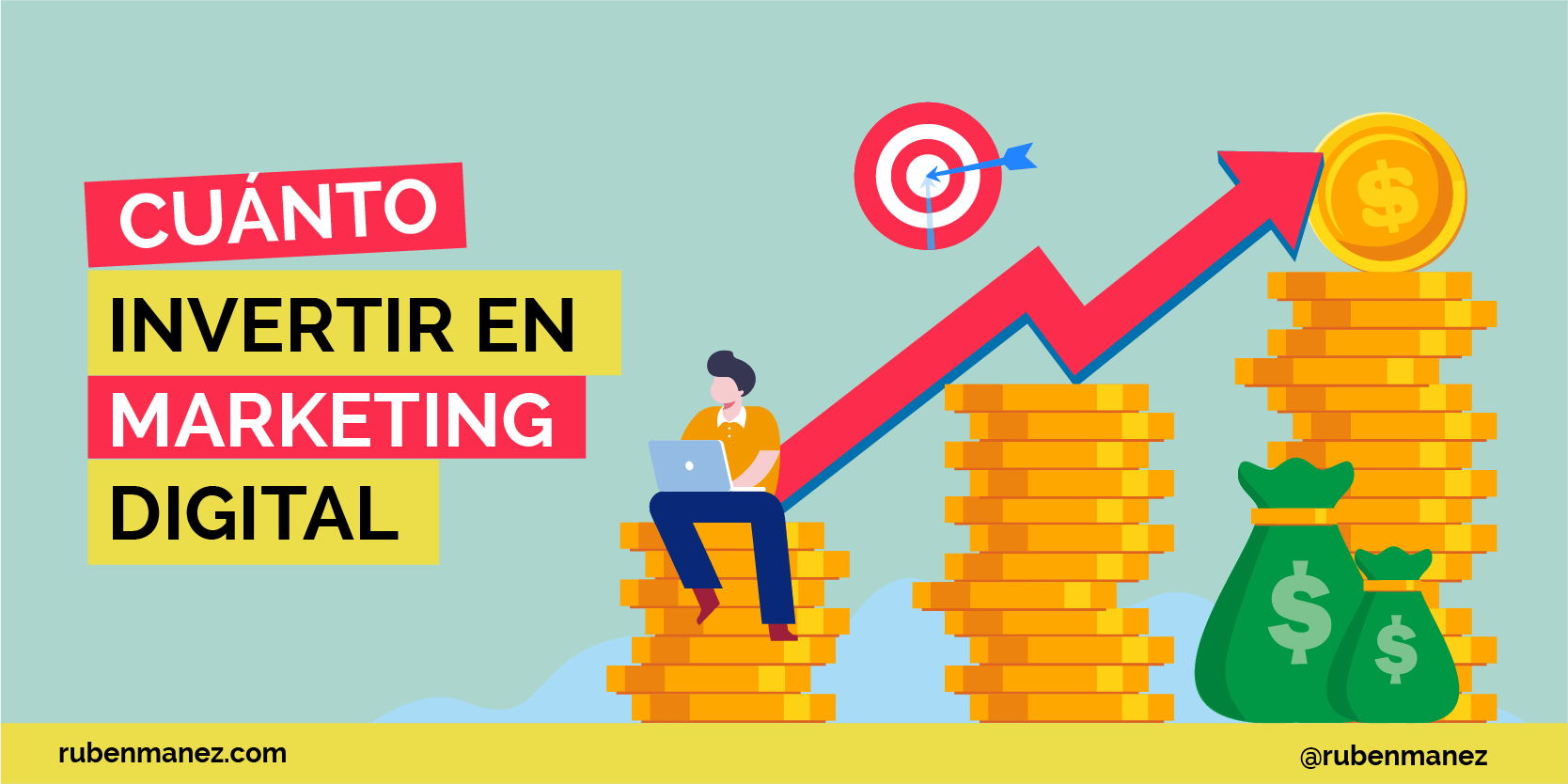 cuanto invertir en marketing digital