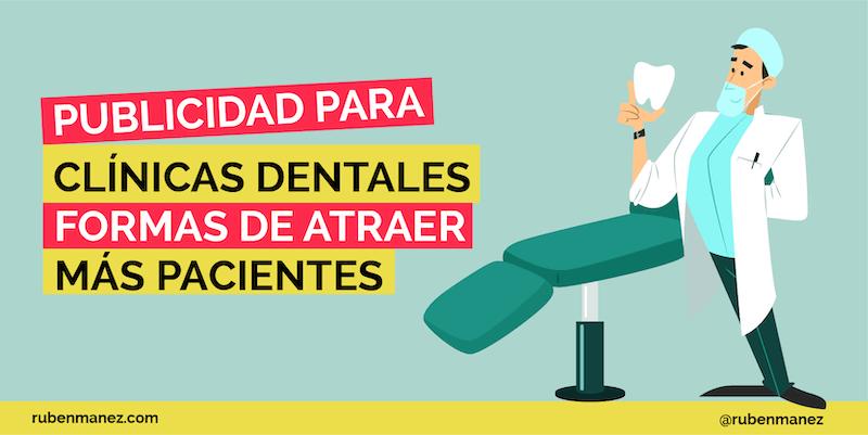 publicidad para clinicas dentales