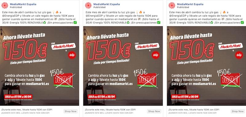 analisis anuncios facebook competencia