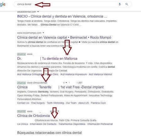 errores google ads